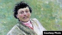 Ільля Рэпін. Беларус. 1892