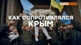 Qırımlılar Rusiyege istedimi? (video)