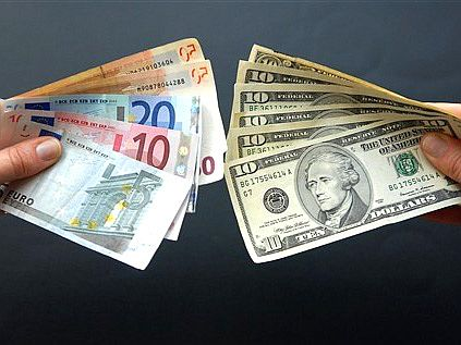 Курс евро на 24.01 2013