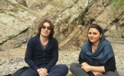 پایان اعتصاب غذای آرش صادقی در پی آزادی همسرش،گزارشی از مهتاب وحیدی راد