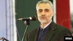 قاسم سليمانی، فرمانده نيروی ويژه قدس سپاه پاسداران انقلاب اسلامی
