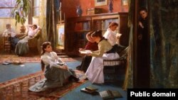 Аляксандар Росі «Забароненыя кнігі» (1897)