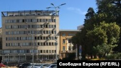 """В сградата на улица """"Московска"""" 5 днес се намира Държавният архив"""