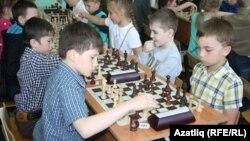 Шахмат ярышында