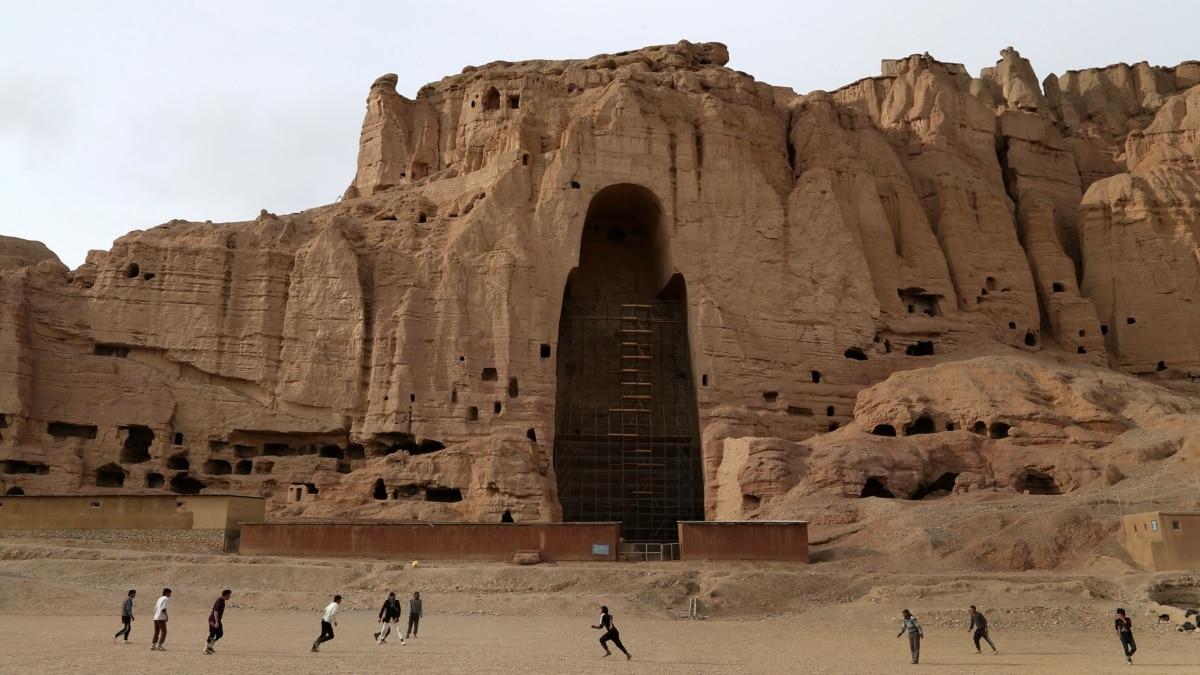 Haunted By The Bamiyan Buddhas