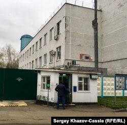 ОМВД по району Щукино: через такой забор перепрыгнул Чанку