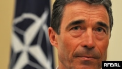 "NATO Secretary-General Anders Fogh Rasmussen: ""We share interests with Russia."""