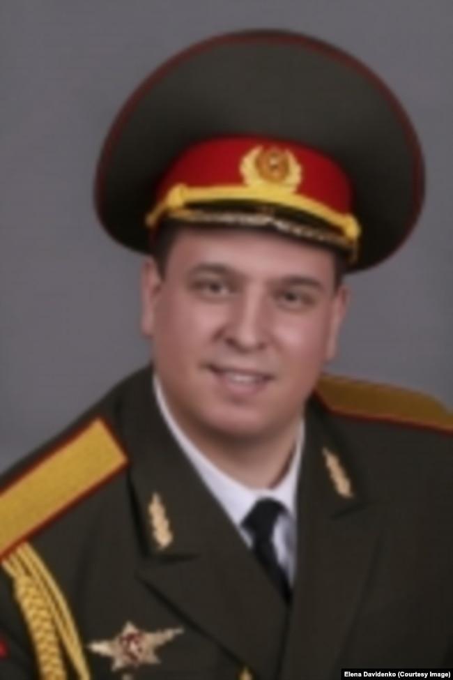 Александровец Кирилл Давиденко