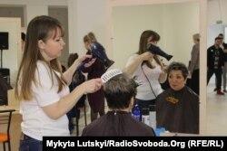 Конкурс парикмахеров в Краматорске, 13 марта 2019 года