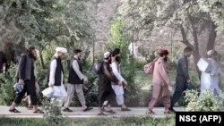 زندانیان رها شدهی طالبان توسط حکومت افغانستان