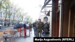 Полиция на улицах французских городов, Лион. Иллюстративное фото.
