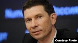 Forbes журналының ресейлік нұсқасының жаңа иесі Александр Федотов.