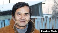 Ауған соғысына қатысқанын айтқан Абдуали Ахмет. Алматы, 23 желтоқсан 2014 жыл.