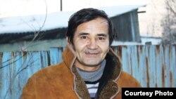 Уали Ахмет, участник войны в Афганистане. Алматы, 23 декабря 2014 года.