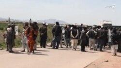 د کندز یو شمېر افغان سوداګر وايي تاجکستان ورته وېزه نه ورکوي
