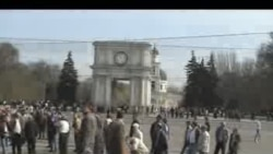 8 aprilie - ziua a treia a protestelor