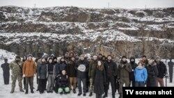 Знімальна група фільму «Атлантида»