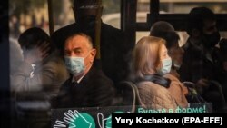 Moscova: transportul în comun.