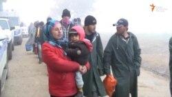 Iz sata u sat u Bapskoj sve više izbjeglica