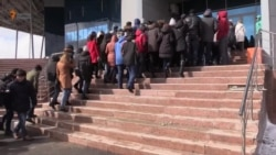 """""""Жеңістің"""" репетициясы"""