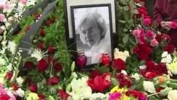 Убийство Анны Политковской