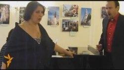 Тахира Менаждинованын Прагадагы кечеси. 29.4.2011.