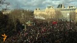 У Парижі відбувається Марш єдності в пам'ять жертв тероризму