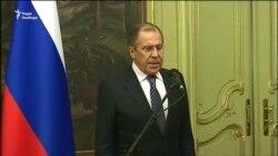 Лавров заявив про дзеркальне вислання з Росії дипломатів зі США та інших країн (відео)