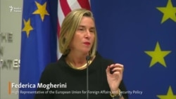 Federica Mogherini Positive on 'Iran Deal' After Hill Meetings