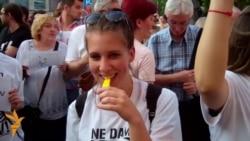 Хуманитарна помош за бегалците во Белград, протести во Пакистан