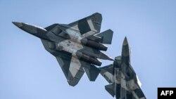 Истребители Су-34. Иллюстративное фото.
