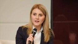 Interviu cu Elena Mârzac, directoarea Centrului de Informare şi Documentare privind NATO