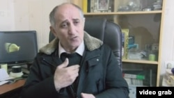 Абубакр Азизхоҷаев.