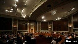 Під час слухання в комітеті Сенату, Вашингтон, 5 січня 2017 року