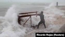 Мексика булуңундагы бороон-чапкын