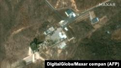 تصویر ماهوارهای از سایت سوهه در مارس سال جاری؛