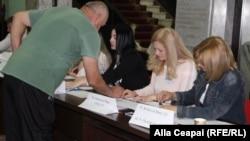 Chisinau, alegeri locale, al doilea tur, 3 iunie 2018
