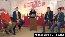 Георгий Сатаров, Владимир Милов; Михаил Соколов; Леонид Волков, Сергей Давидис