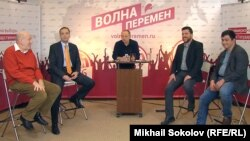 Теледебаты партии ПАРНАС, Москва, 07.02.2016