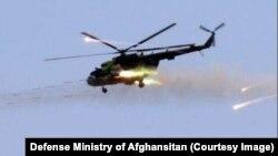 آرشیف، حملههای هوایی نیروهای افغان در افغانستان