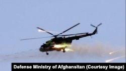 آرشیف: نیروهای هوایی افغان