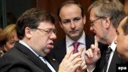 Од самитот на ЕУ, Брисел