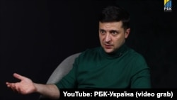 Volodymyr Zelenskiy said it was critical to build a nationwide consensus on joining the alliance.