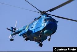 Вертоліт Мі-14 10-ї бригади морської авіації ЗСУ, військовий аеродром Кульбакине, Миколаїв