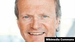 Бывший генеральный директор компании Telenor Group Йон Фредрик Баксаас.