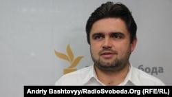 Радник глави СБУ Маркіян Лубківський
