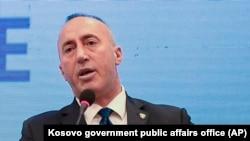 Ramuš Haradinaj, premijer Kosova