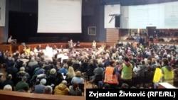 Treći plenum u Sarajevu