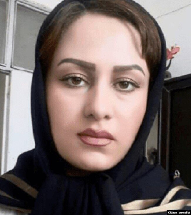 Zahra Navidpoor, an alleged victim of sexual misconduct by Iranian MP Salman khdadadi. Navidpour died January 6, 2019 and suspicions fall on the lawmaker.