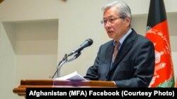 په افغانستان کې د ملګرو ملتونو د سازمان ځانګړی استازی تدامیچي یاماماتو